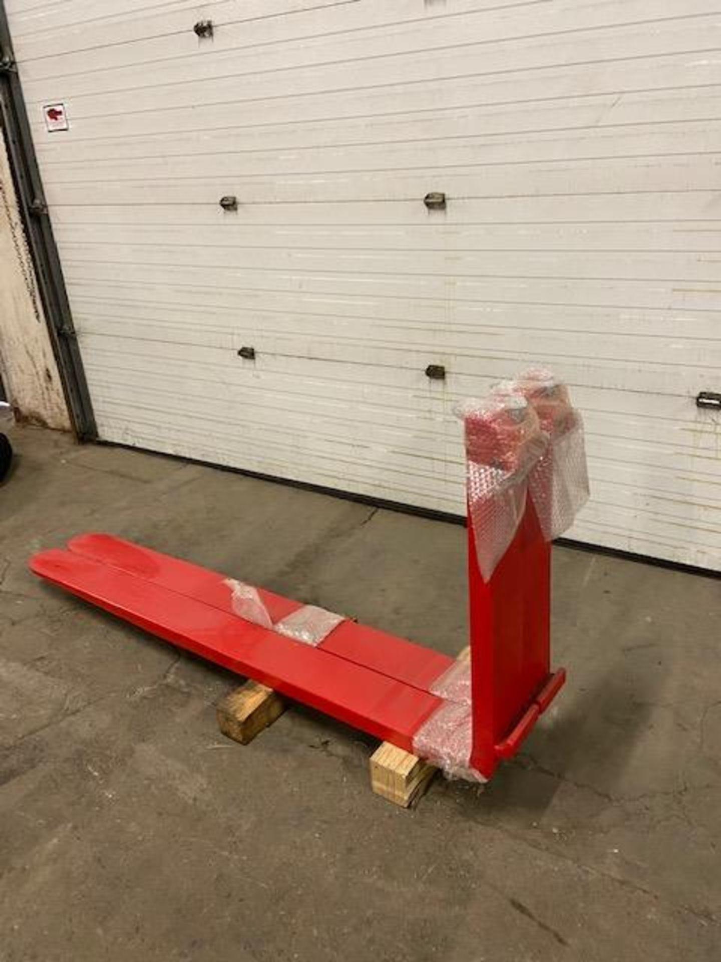 "BRAND NEW Forklift Forks 72"" / 6 feet Long CLASS 4 set of 2"