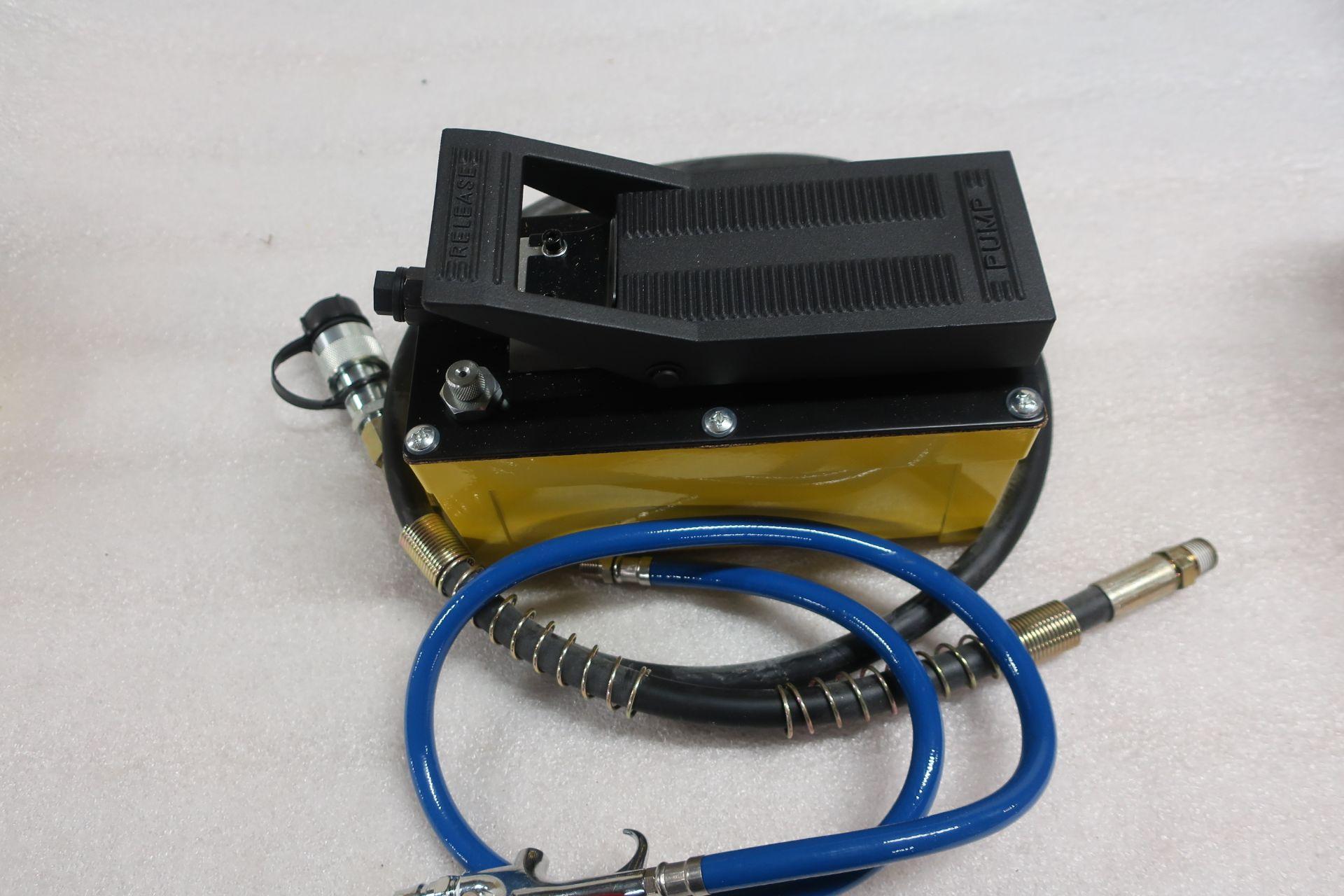 Hydraulic Foot Pedal Pump type - MINT UNIT