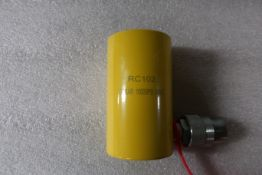 """RC-102 MINT - 10 ton Hydraulic Jack with 2"""" stroke type cylinder"""