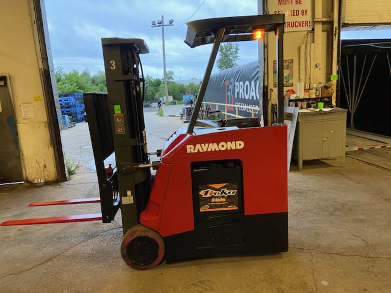 Auction of Assets of Sherwood Industries – HUGE ROBOTICS AUCTION With Forklifts, & More