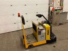 2015 Yale Ride On Tow Tractor - Tugger / Personal Carrier Electric 24V
