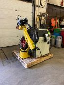 2008 Fanuc Arcmate 120iB / 10L Welding Robot with System FULLY TESTED with R30iA Controller, teach