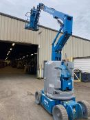 MINT 2006 Genie Boom Lift model Z-30/20 RJ with 30' high with LOW hours ELECTRIC NEW BATTERIES