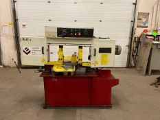 """2014 Baxter Vertical model 2808 Horizontal Band Saw 18"""" x 13"""" cutting capacity NICE MACHINE with"""