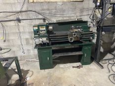 """Craftex Precision Lathe Unit 12"""" Swing X 37"""" between centres model CT041"""