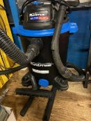 Mastervac 30L 4HP Shop Vacuum Unit
