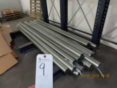 (Lot) Approx. 4''x10'L Vent Pipe (No Rack; 15 pcs)