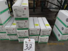 (Lot) US Motors mod. 1973, 1/2hp Blower Direct Drives (10 Boxes)