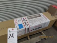 William Top Vented Home Furnace, 50,000 BTU