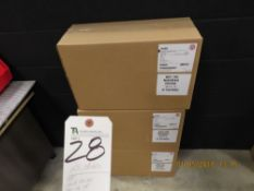 (Lot) US Motors mod. 5430, 1/2-1/6hp WZ-Wire Condenser Fan (3 boxes; 3 in Each)