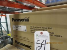 Panasonic mod. CU-RE24SKUZ, Ductless Split System w/ 1 Wall Unit