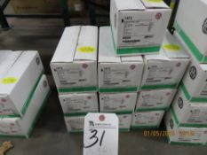 (Lot) US Motors mod. 1972, 1/3hp Blower Direct Drives (10 Boxes)