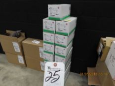 (Lot) US Motors mod. 1864, 1/3hp Blower Direct Drives (15 Boxes)