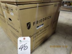 Friedrich mod. MRM24Y3J, Ductless Split System w/ 1 Wall Unit