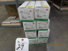 (Lot) US Motors mod. 1865, 1/2hp Blower Direct Drives (8 Boxes)