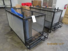 Portable Steel Baskets
