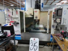 (2001) Fadal mod. 420, Vertical CNC Machine Center 21-ATC, 3-Axis (No Vise); S/N 032001102807