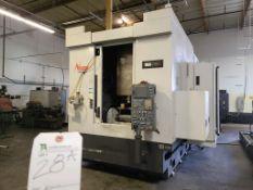 (2008) Nissan mod. Max-710i Vertical CNC Machine, 5-Axis, 10,000 RPM. 30 ATC, 25hp w/ Fanuc
