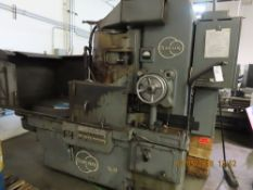Blanchard mod. 18, 42'' Table Rotary Surface Grinder S/N 10990