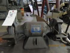 Baldor 1/2hp Dbl. End Grinder