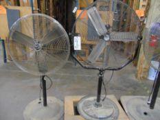 Pedestal Shop Fans