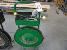 (Lot) Strapping Unit w/ Steel Banding