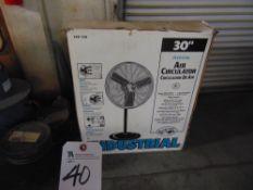 30'' Pedestal Fan