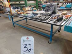 60'' x 120''L Portable Lay Out Table (Table Only)