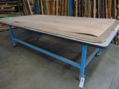 60'' x 120''L Portable Lay Out Table