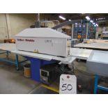 (2015) Fisher & Ruckle OMNI Master-1200 Veneer Longitudinal Splicing Machine; S/N 741911