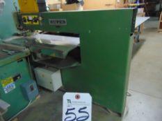 Kuper Type FW-1200 Veneer Splicing Machine