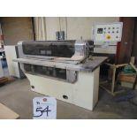 Kuper Type FLI Veneer Splicing Machine 260V/60Hz/3pH