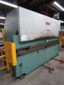 Allsteel CNC 2 Axis Hydraulic Press Brake 70 Ton x 12'