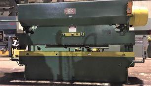 Chicago CNC Air Clutch Press Brake 55 Ton x 12'