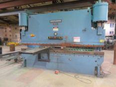 Niagara CNC 2 Axis Hydraulic Press Brake 350 Ton x 14'