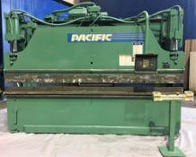 Pacific CNC 2 Axis Hydraulic Press Brake 110 Ton x 12'