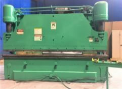 Pacific CNC Hydraulic Press Brake 165 Ton x 12'