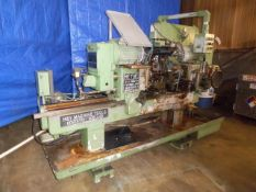 Hey #3 Double End Milling Facing & Centering Machine 6'' x 3''- 47''