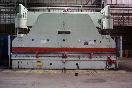 Cincinnati Hydraulic Press Brake 500 Ton x 20'