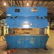 Atlantic Hydraulic Press Brake 250 Ton x 10'