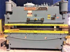 Niagara CNC 2 Axis Hydraulic Press Brake 100 Ton x 10'