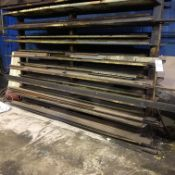 Press Brake Dies (All Types). LOADING FEE FOR THIS LOT: $1000