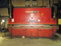 Niagara CNC 2 Axis Hydraulic Press Brake 175 Ton x 14'
