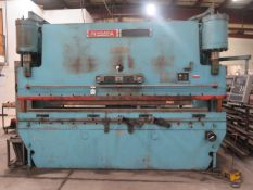 Niagara CNC Hydraulic Press Brake 175 Ton x 12'. LOADING FEE FOR THIS LOT: $1200