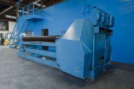 Bertsch Initial Pinch Power Roll 1/4'' x 12'
