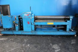 Webb Initial Pinch Power Roll 1/2'' x 6'. LOADING FEE FOR THIS LOT: $950