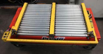 Presto Hydraulic Scissor Lift Table 2,000 Lbs. x 48'' x 24''. LOADING FEE FOR THIS LOT: $50