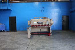 Cincinnati Power Shear 10 Ga. x 6'. LOADING FEE FOR THIS LOT: $550