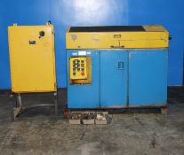 Bertolette Tube Cut-Off Machine 1/8'' - 1 3/4''. LOADING FEE FOR THIS LOT: $150