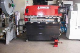 Amada Promecam CNC Hydraulic Press Brake 35 Ton x 79''. LOADING FEE FOR THIS LOT: $400